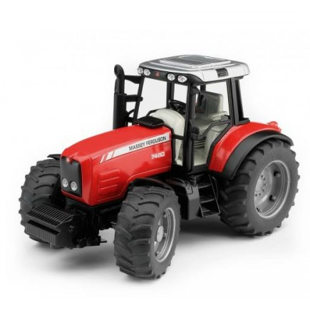 Трактор Massey Ferguson 7480 Bruder (Брудер) (Арт. 02-040 02040)