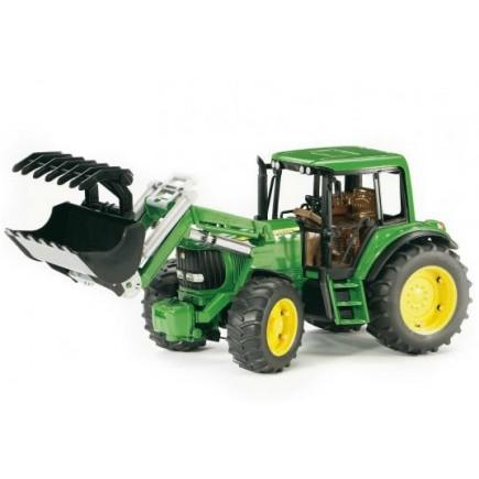 Трактор John Deere 6920 с погрузчиком Bruder (Брудер) (Арт. 02-052 02052)