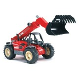Погрузчик колёсный Manitou MLT 633 Bruder 02-125