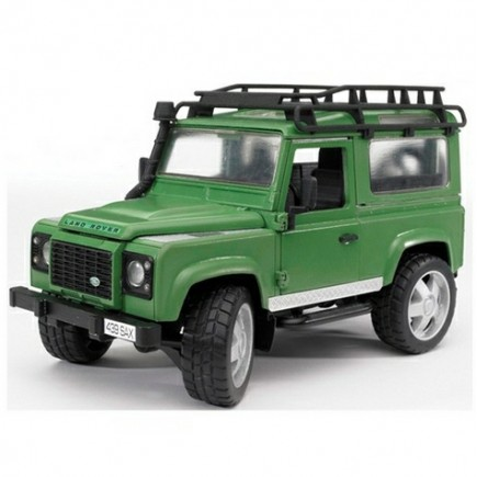 Внедорожник Land Rover Defender Bruder (Брудер) (Арт. 02-590 02590)
