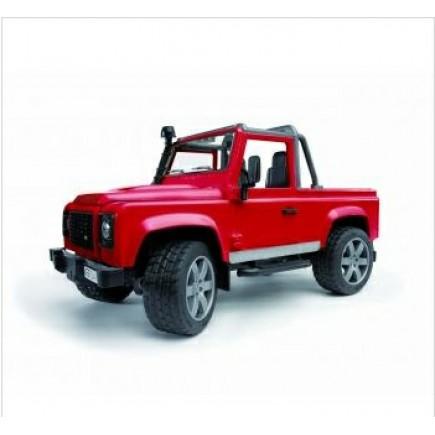 Внедорожник-пикап Land Rover Defender Bruder (Брудер) (Арт. 02-591 02591)