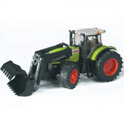 Трактор Claas Atles 936 RZ c погрузчиком Bruder (Брудер) (Арт. 03-011 03011)