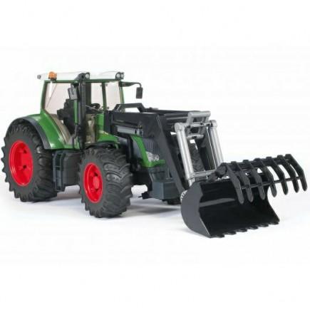 Трактор Fendt 936 Vario с погрузчиком Bruder (Брудер) (Арт. 03-041 03041)