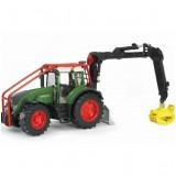 Трактор Fendt 936 Vario лесной с манипулятором Bruder 03-042...