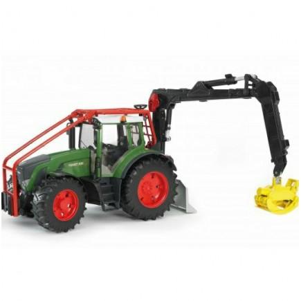 Трактор Fendt 936 Vario лесной с манипулятором Bruder (Брудер) (Арт. 03-042 03042)