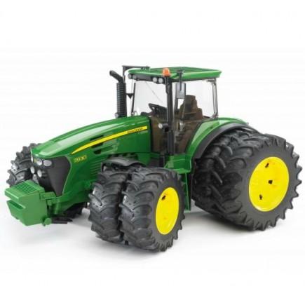 Трактор John Deere 7930 с двойными колёсами Bruder (Брудер) (Арт. 03-052 03052)