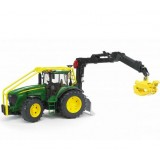 Трактор John Deere 7930 лесной с манипулятором Bruder 03-053...
