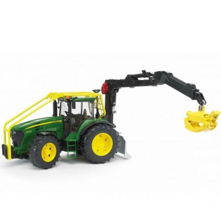 Трактор John Deere 7930 лесной с манипулятором Bruder (Брудер) (Арт. 03-053 03053)