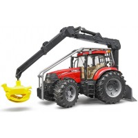 Трактор Case CVX 230 с захватом для бревен Bruder 03-097...