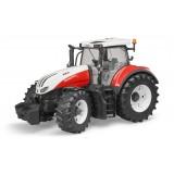 Трактор Bruder Steyr 6300 Terrus CVT c погрузчиком 03-181