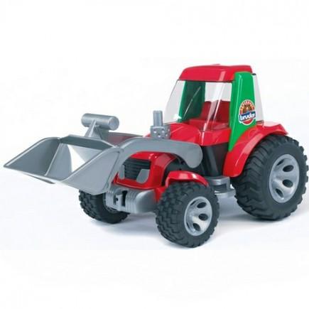 ROADMAX Трактор погрузчик Bruder (Брудер) (Арт. 20-102 20102)